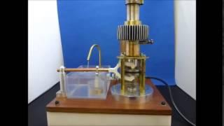 Beale engine - the free piston Stirling engine
