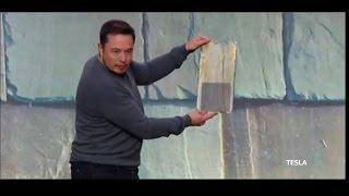 Tesla Unveils Transformational Solar Tiles For Energy Efficient Home
