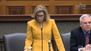 Martow Speaks on Bill 172, Climate Change Mitigation and Low-Carbon Economy Act