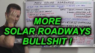 EEVblog #681 - More Solar Roadways BULLSHIT!