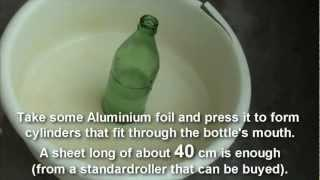 Hydrogen making from Aluminium, Sodium Hydroxide and Water(3:02)