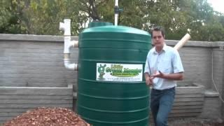 Biogas digester - Introduction - The Little Green Monster - Wally Weber