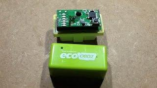 "Inside an ECO OBD2 ""chip tuner"" fuel saver."