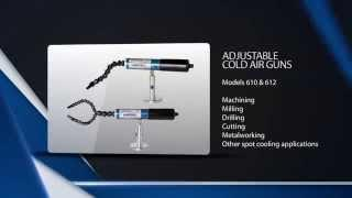 Vortec Cold Air Guns