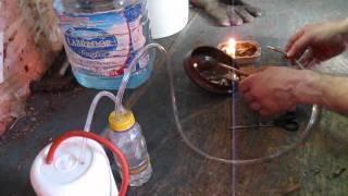 Mini HHO Torch