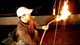 Homemade Hydrogen & Flame Thrower