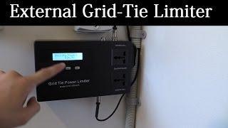 Mikes DIY Powerwall Update 53 - External Limiter Install