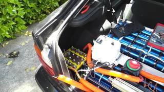 BMW EV Conversion 80 Headway to Hell
