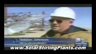 Free Energy Instructionas For SOLAR STIRLING GENERATOR