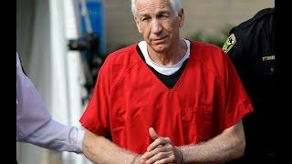 Update: Child Molester Jerry Sandusky Sentenced
