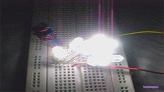 Simple working joule thief