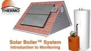 Solar Boiler™ System - Introduction to monitoring