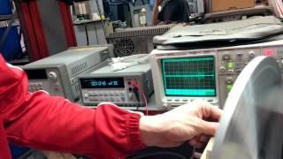 Faraday Disc Homopolar Generator