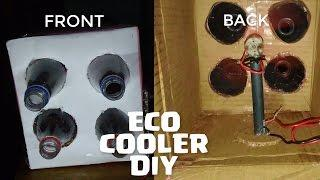 How to make Eco Cooler at home