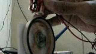 Bedini monopole motor