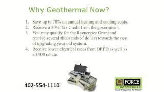 Getzschman Heating - Geothermal Heat Pump System