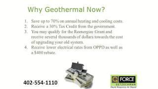 Getzschman Heating - Geothermal Heat Pump System
