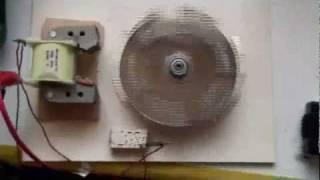 motor with kickback spike-generator.wmv