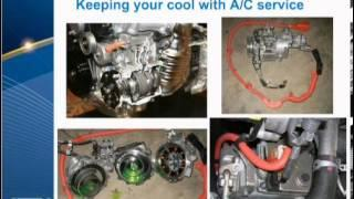 Hybrid Vehicles and Safe Repairs