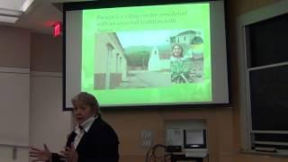2/6: Mitigation Strategies for Climate Change in Venezuela -  Dr. Miriam Diaz