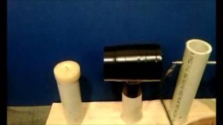 Simple ion engine