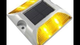 Solar Road Studs ( Catseye )