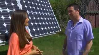 Living Off The Grid - Live Advantages of Solar & Wind Energy