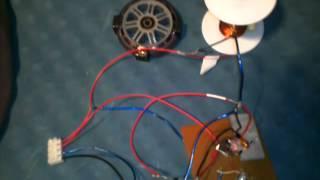 Free energy bedini device