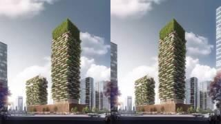 Vertical Forest In Asia