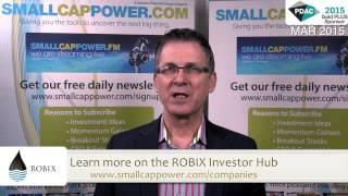 "Robix Alternative Fuels, Inc. (CSE: RZX) CEO Says, ""We Hope to Showcase Our COV Unit in March"""