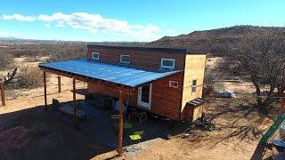 How We're Living In Our Tiny Home LEGALLY