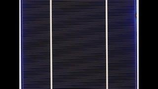Differences Between Kinds of Photovoltaic PV Solar Panels