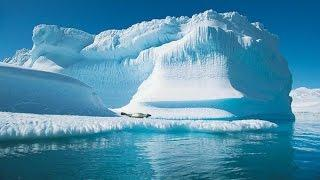 Climate change could cause the Antarctic ice shelf