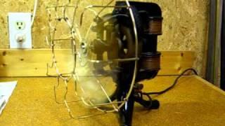 Edison Battery Fan.AVI