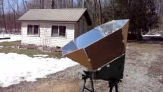 Do you want a solar oven?