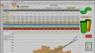 Savonius wind turbine calculator, servo generator, VAWT free download