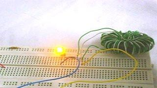 Joule thief strange effects