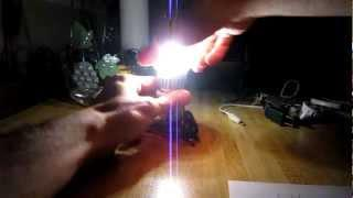 Joule thief with secondary. Very bright 110 volts led bulb.