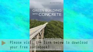 Book | Green Building with Concrete: Sustainable Design and Construction, Second Edition
