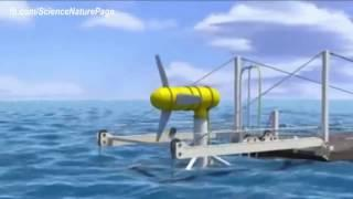 Harvesting Ocean Kinetic Energy.