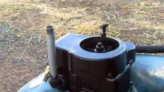 Air Powered Mower Part 1