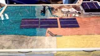 Homemade Solar Panels Diy tutorial, complete build  How-To Part 1