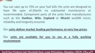 Air Source Heat Pumps - Earth Save Products Ltd