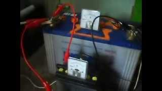 Percobaan Bedini Motor Generator Muter Dhewe