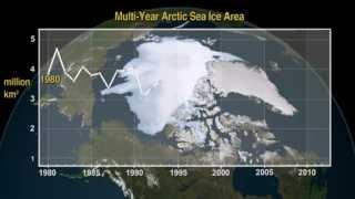Multi-year Arctic Sea Ice Melting.mp4