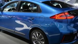 Watch Now !!! 2017 Hyundai Ioniq Hybrid starts at $23,035