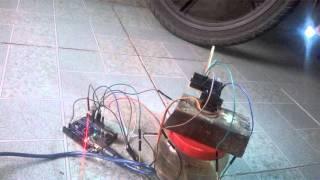 single axis arduino solar tracker - solar tracker single axis