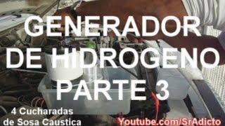 Tutorial Generador de Hidrogeno Parte 3 Ahorra Gasolina Smack Booster -HHO- Ahorrar Dinero