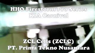 HHO Firestorm Pro Series KIA Carnival