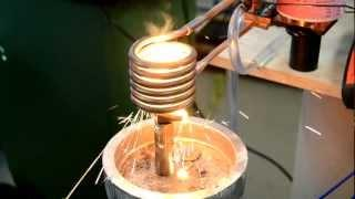 More induction heating madness